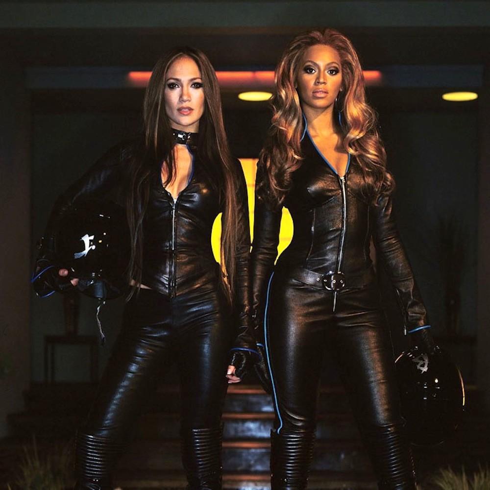 Beyonce & Jennifer Lopez