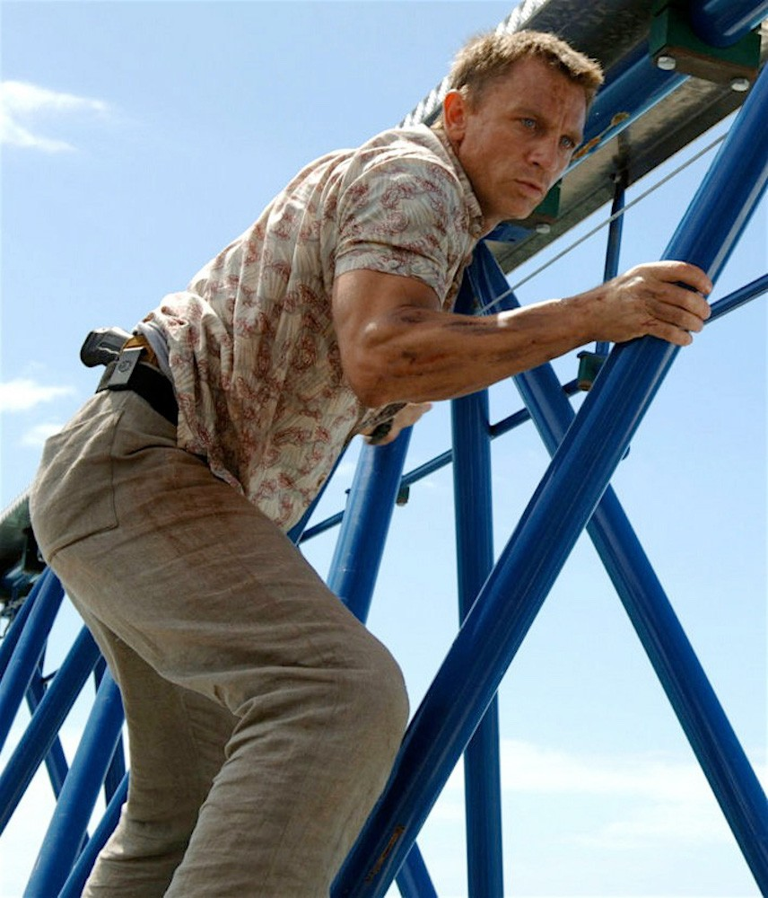 Daniel Craig - Casino Royale (2006)