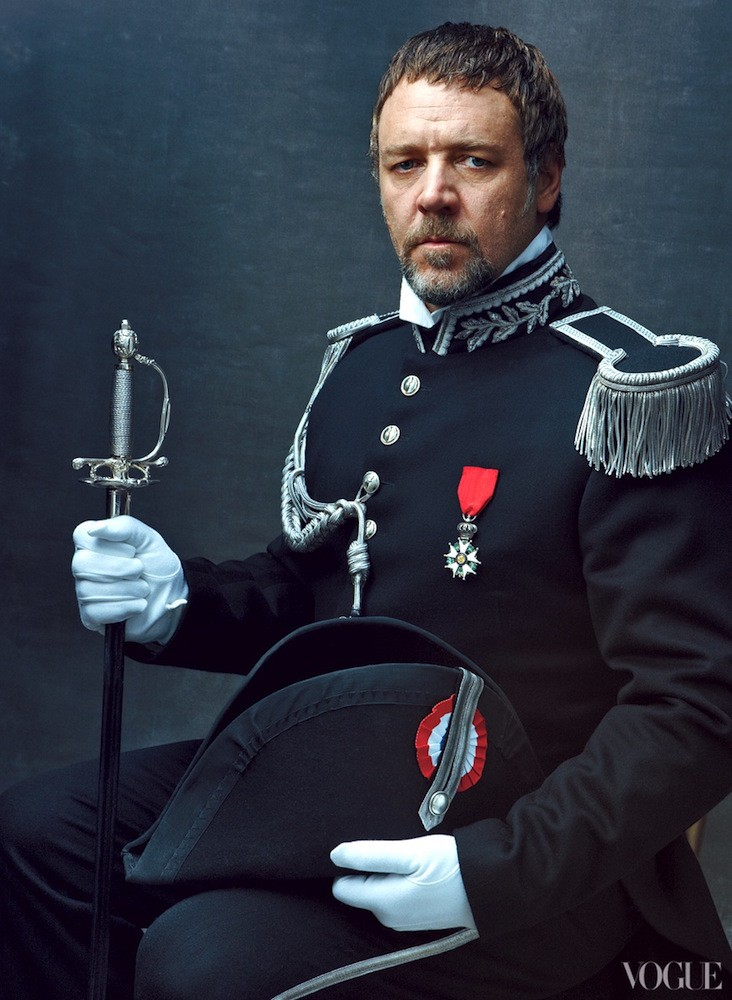 Russell Crowe - Les Miserables (2012)